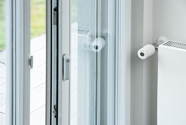 Smart Home: Fenstersensoren für mehr Sicherheit
