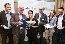 Handwerkertag 2016 von co2online in Hannover