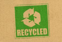 Symbol für Recycling