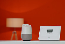 Smart Home: Google Assistant Sprachassistent