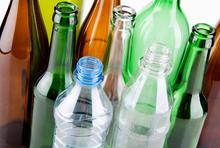 verschiedenste Mehrwegflaschen