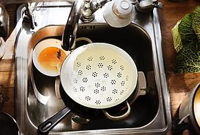 Die Warmwasserzirkulation sollte dem Bedarf angepasst sein. Das spart Heizkosten.