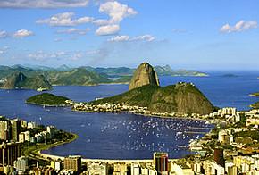 Rio und der Zuckerhut