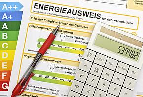 Energieausweis berechnen