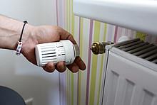 Thermostate können leicht selbst gewechselt werden.