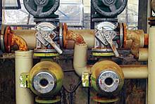 In vielen Kellern arbeiten immernoch veraltete Umwälzpumpen, die unnötig Energie vergeuden.