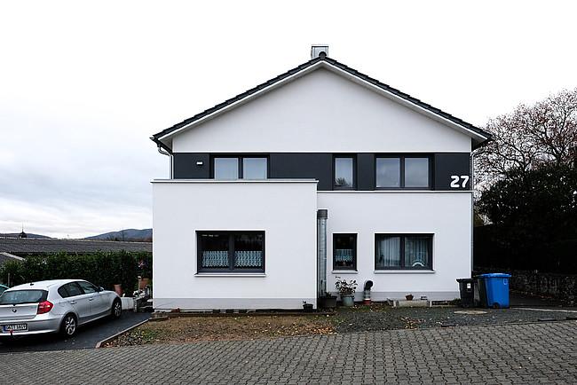 Das Haus der Familie Küfner