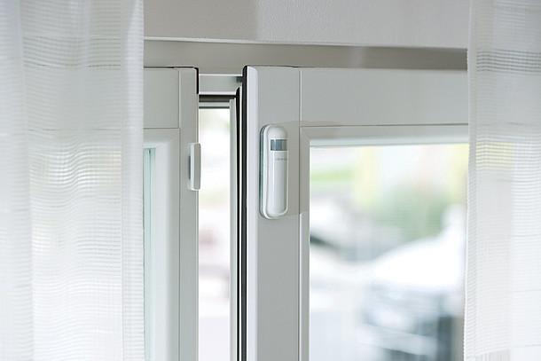 Smart Home: Fenstererkennung mit externen Sensor