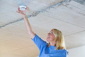 Smart Home: Rauchmelder mit mehr Sensoren und Sicherheit