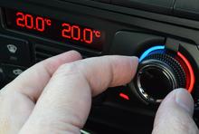 Regelung der Klimaanlage eines PKW