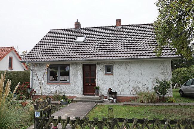 Praxistest Dämmung: Das Haus der Stemmanns in Bremen.