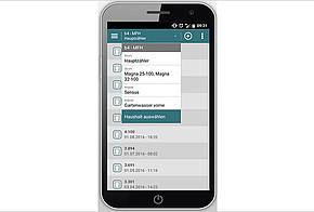 """Mit der App """"EnergieCheck"""" können verschiedene Zähler im Haus oder der Wohnung eingetragen werden, dazu zählen alle Strom- und Gaszähler, aber auch Wasserzähler und Kilometerstände vom Auto."""