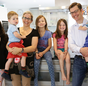 Familie Kniehase aus Neubiberg bei München