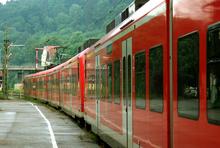 Strom und Züge