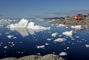 Polareis vor Grönland