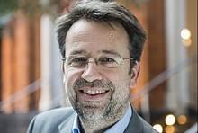Foto des stellvertretenden Geschäftsführers der Klimaschutz- und Energieagentur Niedersachsen Christoph Linden