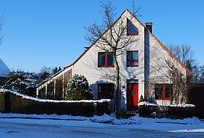 Das Haus von Kesseltauscher Eric Wollesen