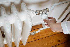 Richtige Temperatur einstellen mit Thermostaten