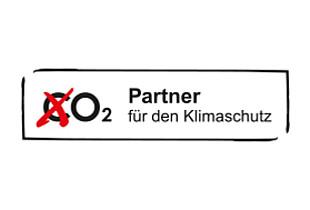 Logo Partner für den Klimaschutz.