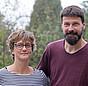 Praxistester im Portät: Katrin Ramundt und Dr. Heiko Stemmann.