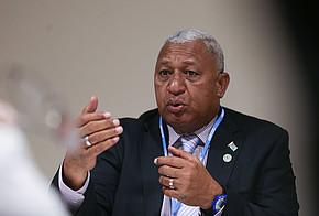 Josaia Voreqe Bainimarama, Premierminister der Fidschis