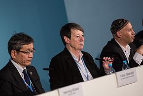 Barbara Hendricks auf der COP23.