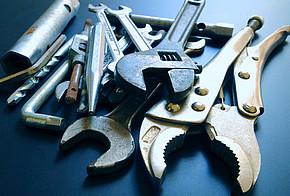 Werkzeuge Zangen