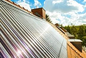 Solar Röhrenkollektor