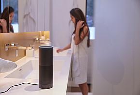Smart Home: Bluetooth Gerät im Bad