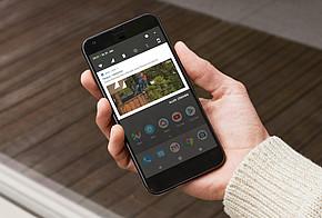 Smart Home: Sicherheit durch Kamera via Smartphone