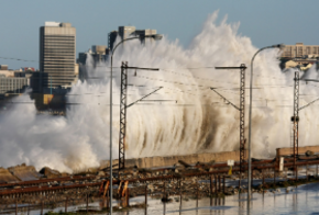 Welle, Flut, Hochwasser