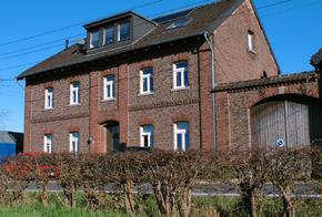 Das Haus von Kesseltauscher Thomas Ruetten
